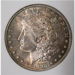 1898 P - Morgan Silver Dollar