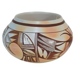 Hopi Pottery Jar-Grace Navasie