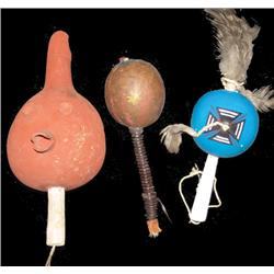 Hopi Rattle Group