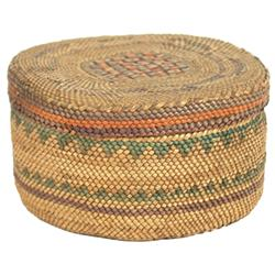 Makah Basket