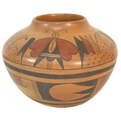 Hopi Pottery Jar - Grace Chapella