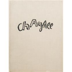 Marc Chagall Lithographs Vol. I Mourlot Book