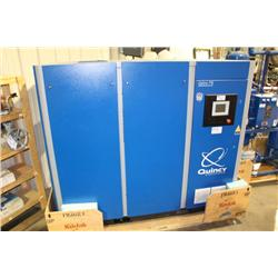 QUINCY QGV-75 75HP VARIABLE SPEED SCREW COMPRESSOR