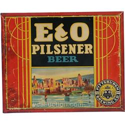Pittsburgh Brewing Co. Tin Sign