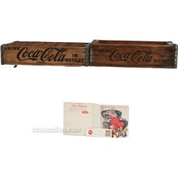 Lot Of 5 Coca Cola Items: