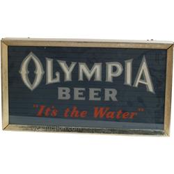 Olympia Beer Light-Up Sign