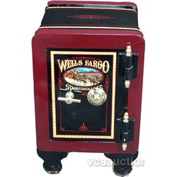 Restored  Wells Fargo  Safe,