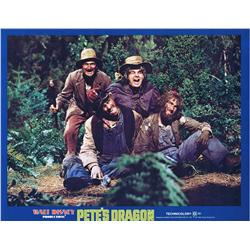 Pete's Dragon Lobby Card