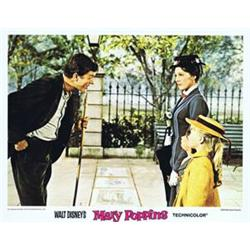Mary Poppins Original Lobby Card