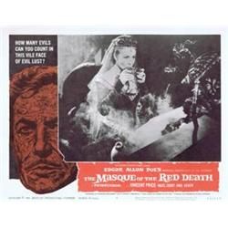 The Masque of the Red Death  64/229 Lobby Card