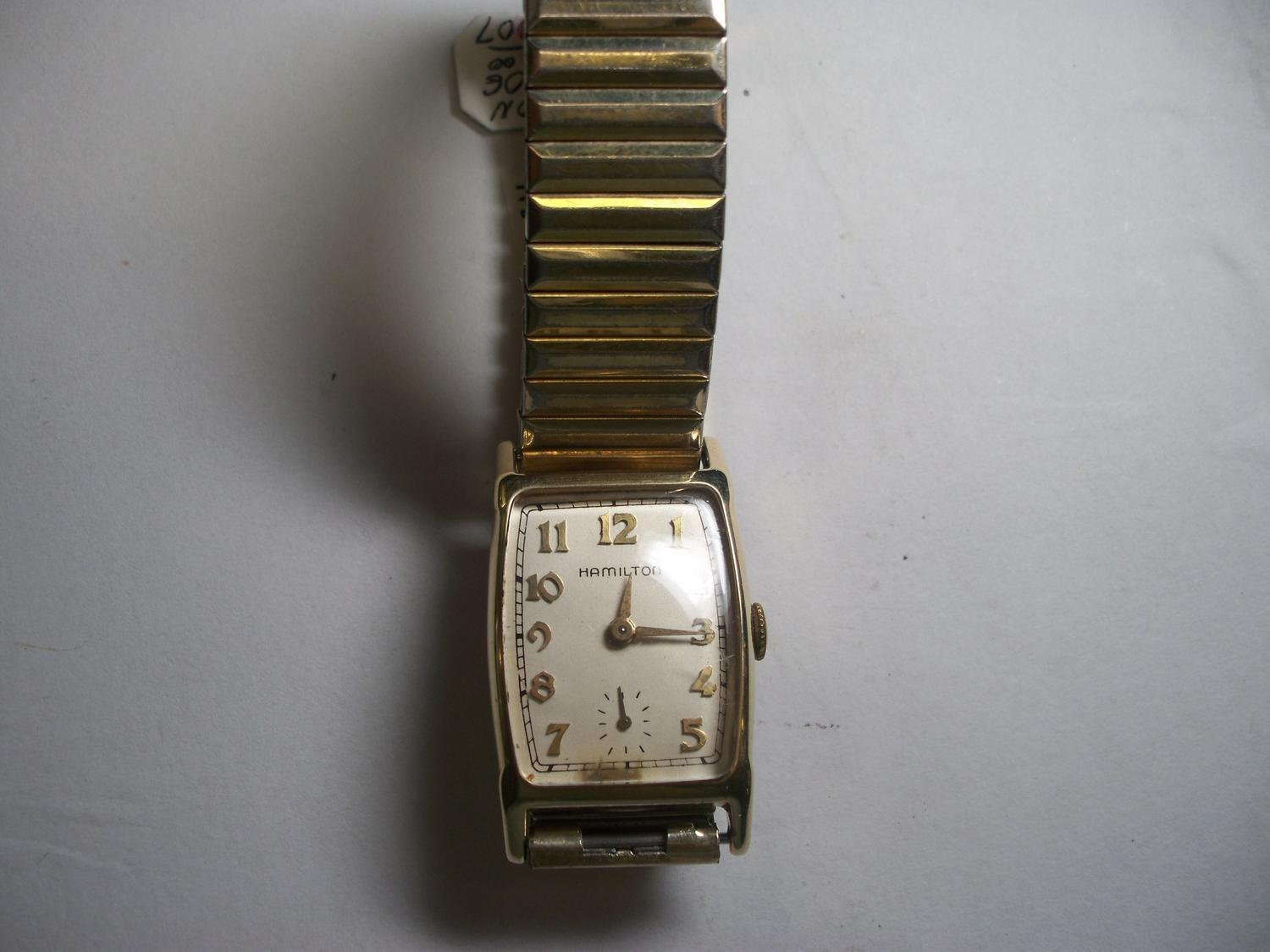 filled gold watches s running p ebay vintage of bulova jewels picture watch