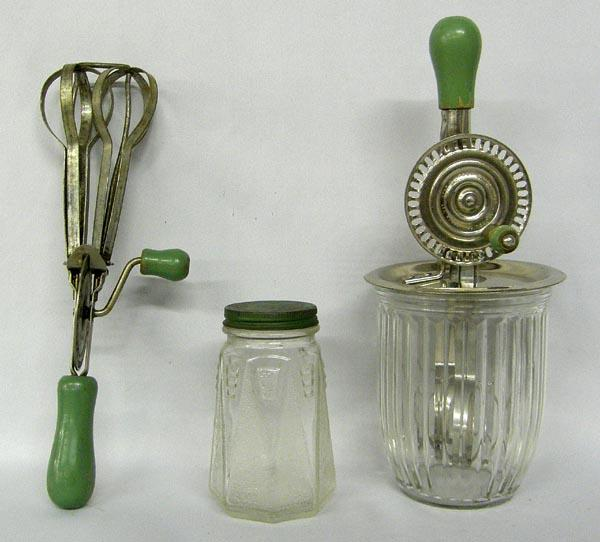 3 Antique Kitchen Utensils