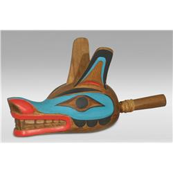 Northwest Coast Rattle, Late 20th century