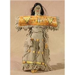 Sioux Doll, Early 20th century