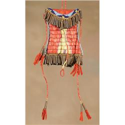 Sioux Strike-A-Lite Bag, 19th century