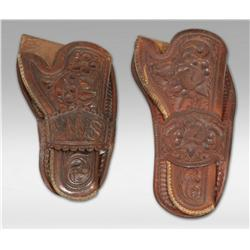Pair of Holsters, circa 1920s