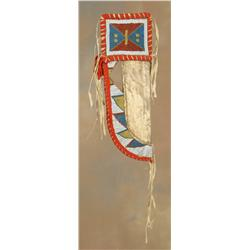 Blackfeet Style Knife Sheath, 20th century