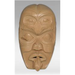 Derek Heaton, Northwest Salmon Woman Mask