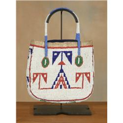 Sioux Purse, early 20th century