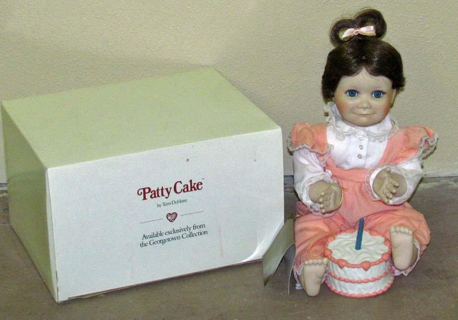 Doll Cakes Images Image 1 Patty Cake Porcelain