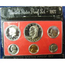 577. 1977 S U.S. Proof Set. Original as issued.