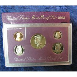 582. 1993 S U.S. Proof Set. Original as issued.