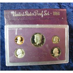 600. 1984 S U.S. Proof Set. Original as issued.