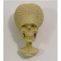 MARS ATTACKS - Martian Casting