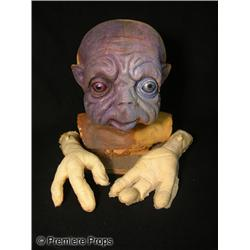 STAR KID - Trelkin Make Up Head and Hands