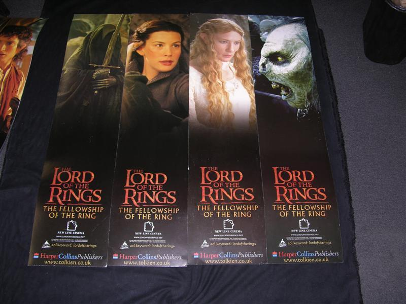 lord of the rings the fellowship of the ring posters
