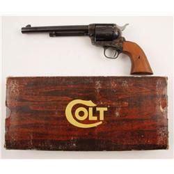 Colt Mdl SSA Cal .357mag SN:SA51016 Very nice near new SAA revolver. Standard configuration with 7 1