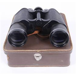 Scope Brand Binoculars & Case, 20x50