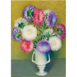 Adams, Kenneth M. - Asters (1897-1966)