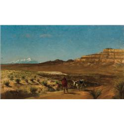 Scott, Julian - Road to Oraibi (1846-1901)