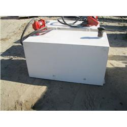 100 Gallon Fuel Tank With Pump