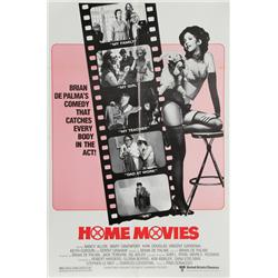 Home Movies, Kirk Douglas, Movie Poster