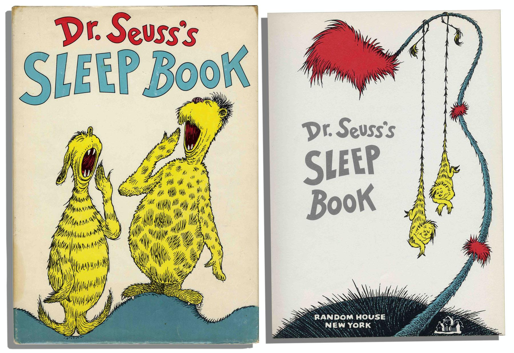 Dr Seuss S Sleep Book Android Apps On Google Play