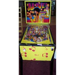 brunswick alive pinball machine