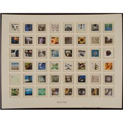 Royal Mail Millennium 48 Stamps Collection Matted 2000