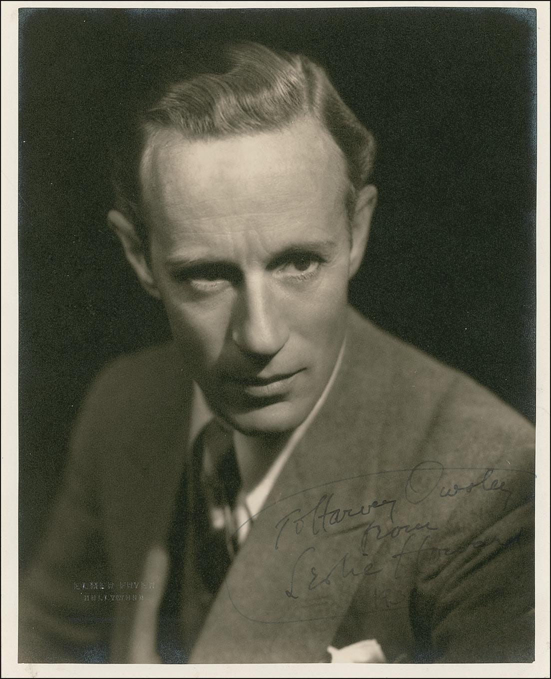 leslie howard yoga