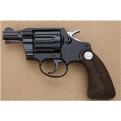"Colt Cobra Model DA lightweight alloy frame  revolver, .38 Special cal., 2"" barrel, black  finish, c"