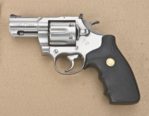 how to clean a revolver 357
