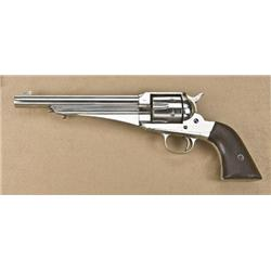 1875 Remington 44 40 http://www.icollector.com/Remington-model-1875-44-40-caliber-single-action-revolver-nickel-plated-wood-grips-no-lanyar_i10488934