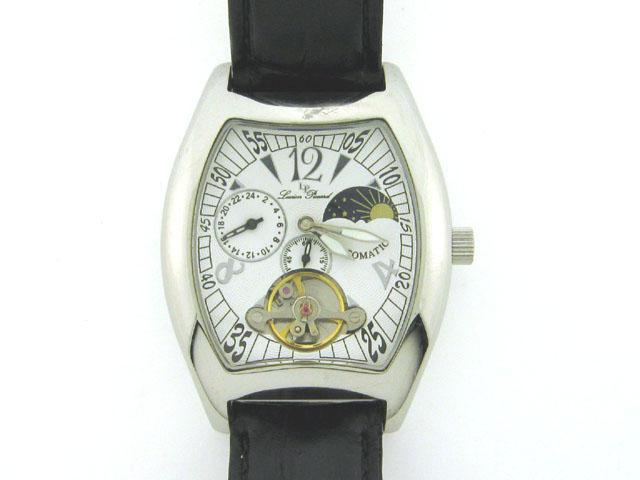 watches mens lucien piccard automatic eye