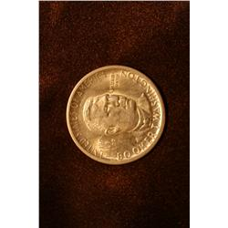 1946-S Commemorative Booker T Washington Coin