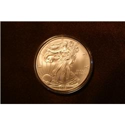 2008 Silver Eagles Lot of 3