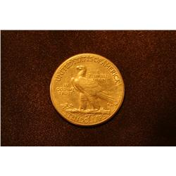 1912-S $10 Gold Eagle Coin