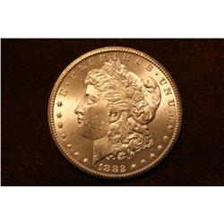 1882 Carson City Morgan Silver Dollar