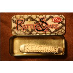 Case XX Rattlesnake Knife