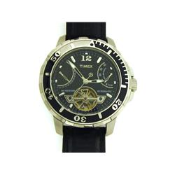 timex s t2m513 sport luxury automatic black